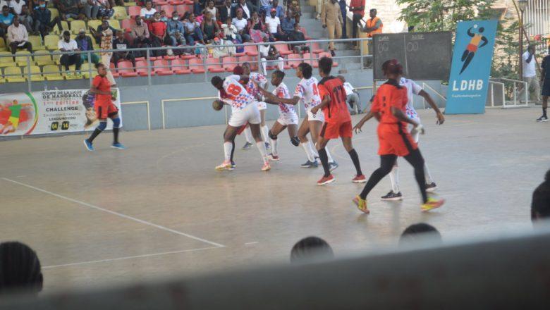Congo-handball : la 1ère édition du challenge Emilienne-Charlotte-Lekoundzou est lancée