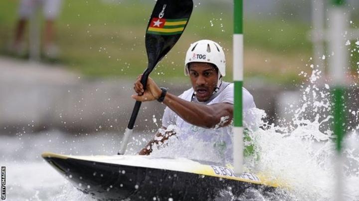 Jeux olympiques 2021 : le togolais Benjamin Boukpeti se prononce sur l'importance de la santé mentale