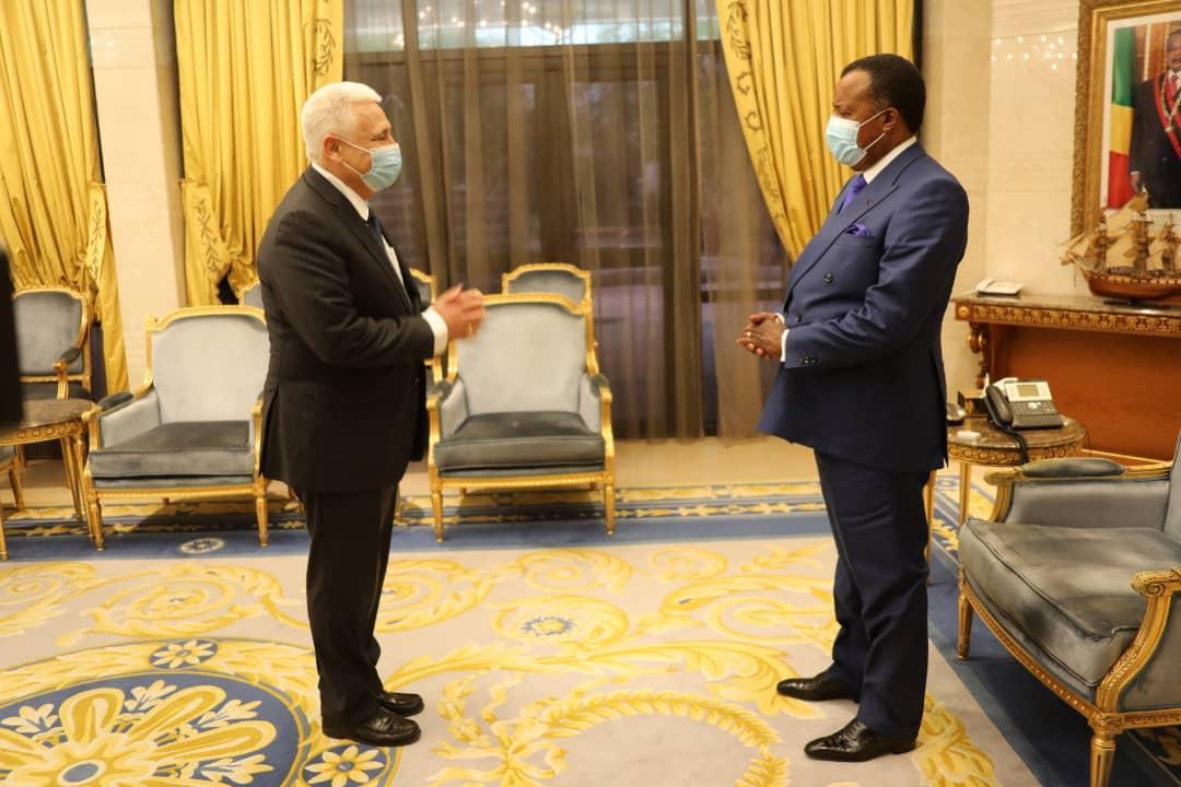 Coopération : Raul Mateus Paula réaffirme le soutien de l'UE au Congo