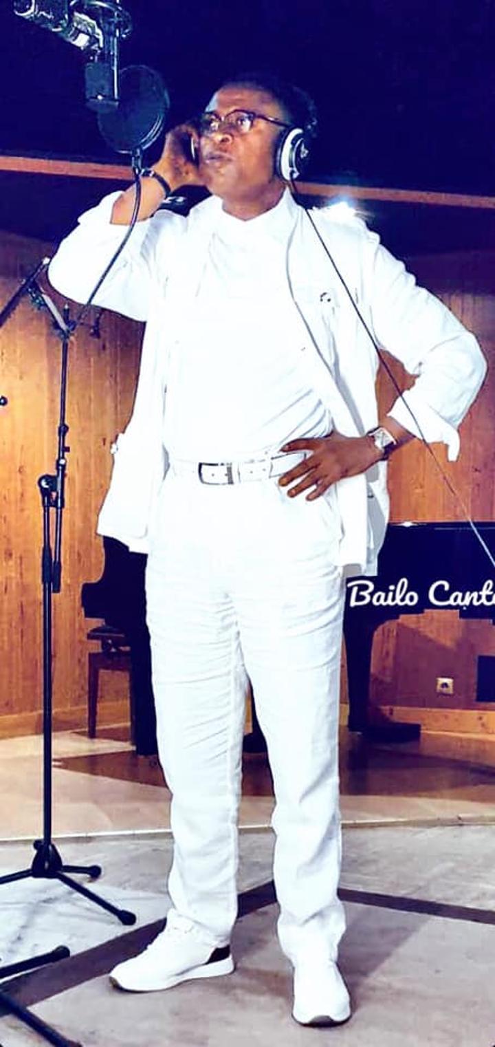 « Bailo Canto » : Sam Mangwana invité sur l'album de Reddy Amisi