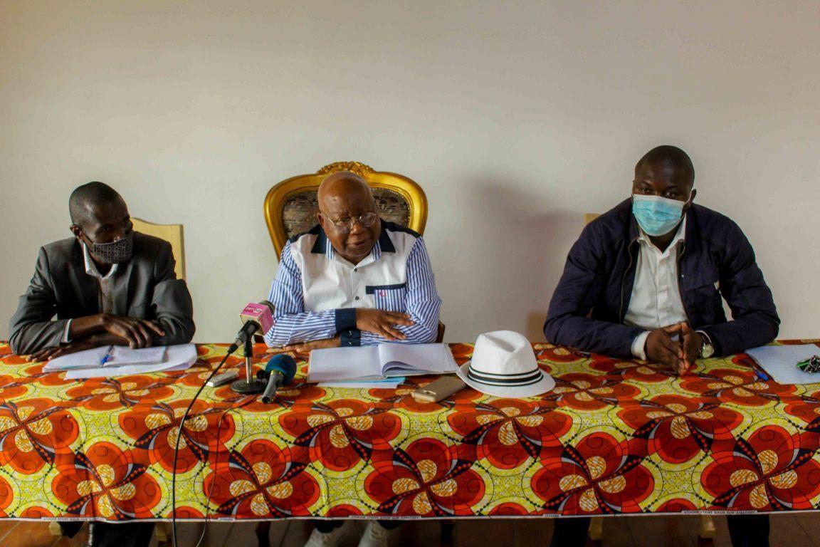 Vie des partis : le CAP réitère la tenue d'un dialogue inclusif
