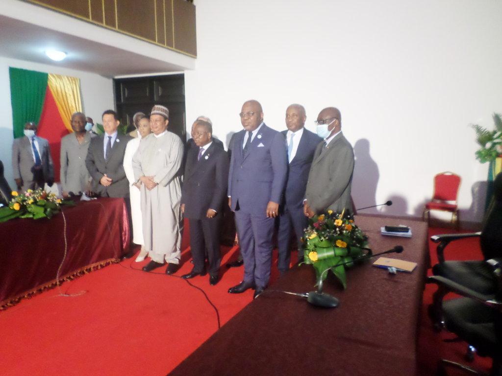 Sénat : l'Opep invitée à accompagner le Congo dans la relance de son économie