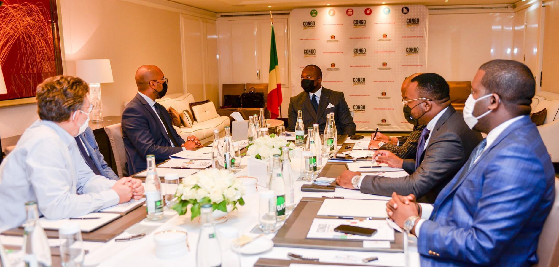 Coopération : promouvoir des opportunités d'investissement au Congo
