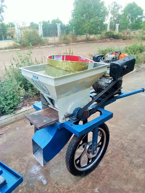 Agriculture : des machines pour alléger le travail