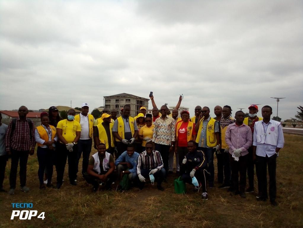 Reboisement : les Lions clubs réaffirment leur engagement dans la protection de l'environnement