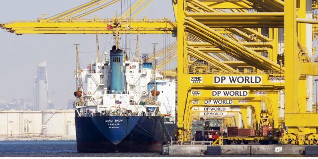 DP World rachète Topaz Energy and Marine en vue d'une fusion avec P&O Maritime