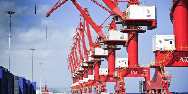 Ports, logistique… À Dijbouti, bientôt la fin du développement «hyperciblé»?