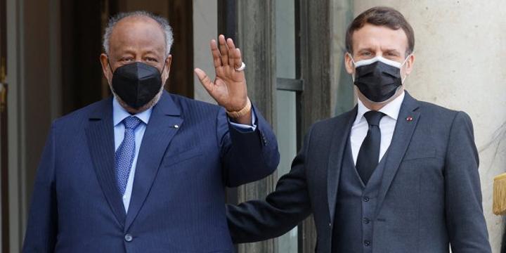 Djibouti: les dessous de la visite d'Ismaïl Omar Guelleh à Paris