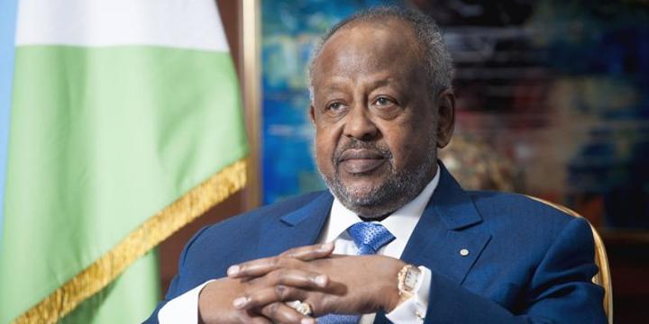 Présidentielle à Djibouti : Ismaïl Omar Guelleh réélu avec 97,44% des voix
