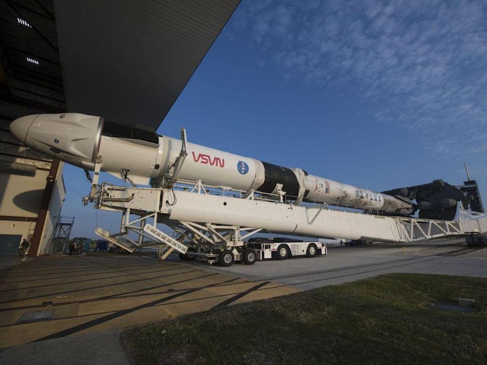 La Nasa confie à SpaceX sa prochaine mission habitée vers la Lune