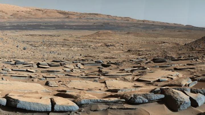 Mars: une grande quantité d'eau pourrait être enfermée sur la planète