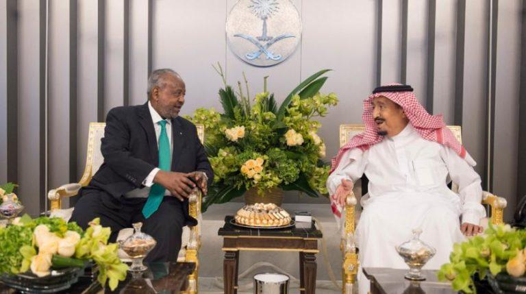 Message de félicitation du Roi saoudien au Président de la République