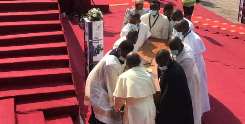 Grand Cordon dans l'ordre national Kabila-Lumumba/Laurent Monsengwo Pasinya : mission accomplie, toute une reconnaissance de la Nation !