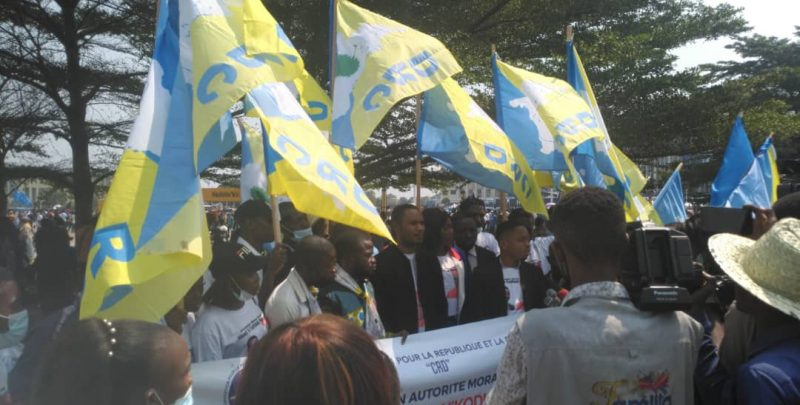 Cardinal Laurent Mosengwo: la CRD/Nord-Kivu regrette la disparition d'un défenseur de la démocratie