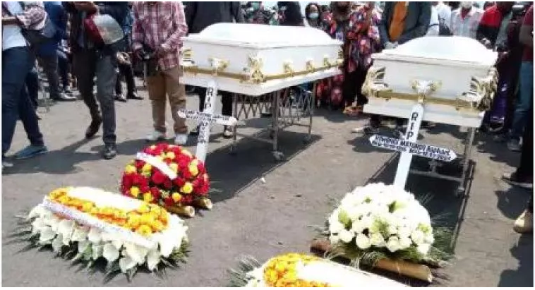 Morts de suite de Covid-19/Nord-Kivu : Carly Nzanzu Kasivita salue la mémoire de Jean-Luc Nyembo et Raphaël Kiwongi