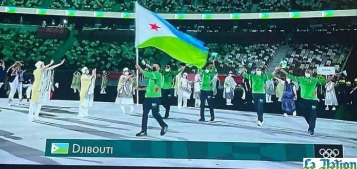 Les Jeux olympiques s'ouvrent enfin, le judoka Houssein Aden-Alexandre porte haut les couleurs de Djibouti