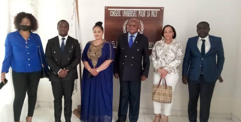 Lancement de la campagne sur la paix pour tous/Culpac : Serge Bahati Mayindende élevé au rang d'Ambassadeurs Universels pour la Paix