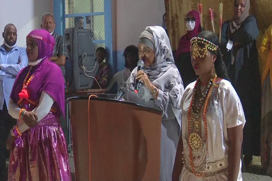 Cérémonie de lancement des compétitions culturelles estivales inter-CDC