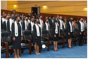 Trésor public : Sortie de 40 nouveaux inspecteurs du Trésor