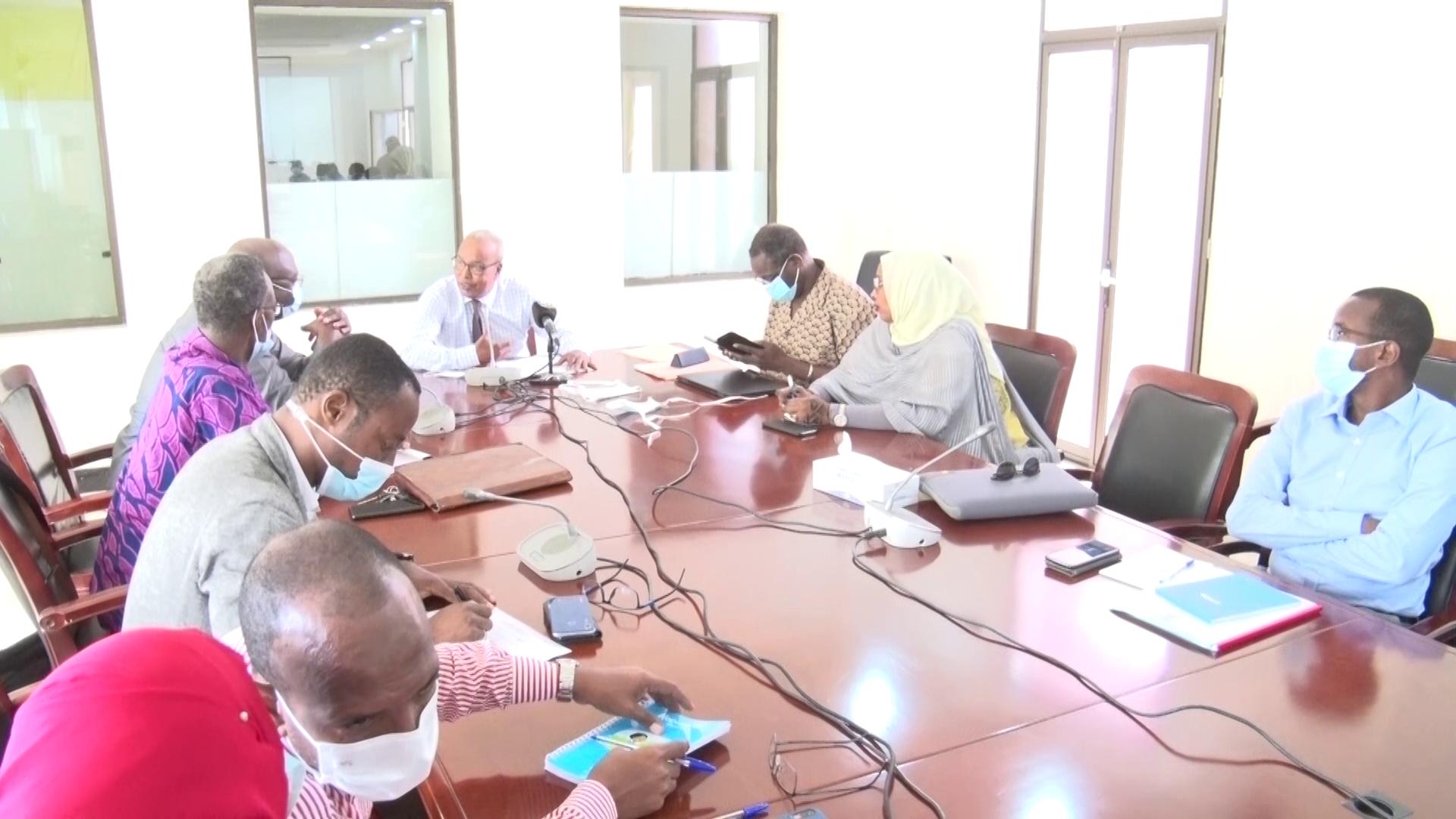 INSTAD: la 2ème réunion du comité de programme statistique et de méthodologie