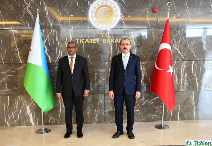 Porter au niveau international les réformes engagées par la république de djibouti dans le domaine de la politique commerciale