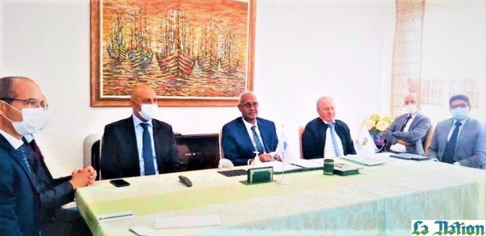 Protocole d'accord de coopération stratégique entre l'APZFD et l'agence spéciale Tanger Med
