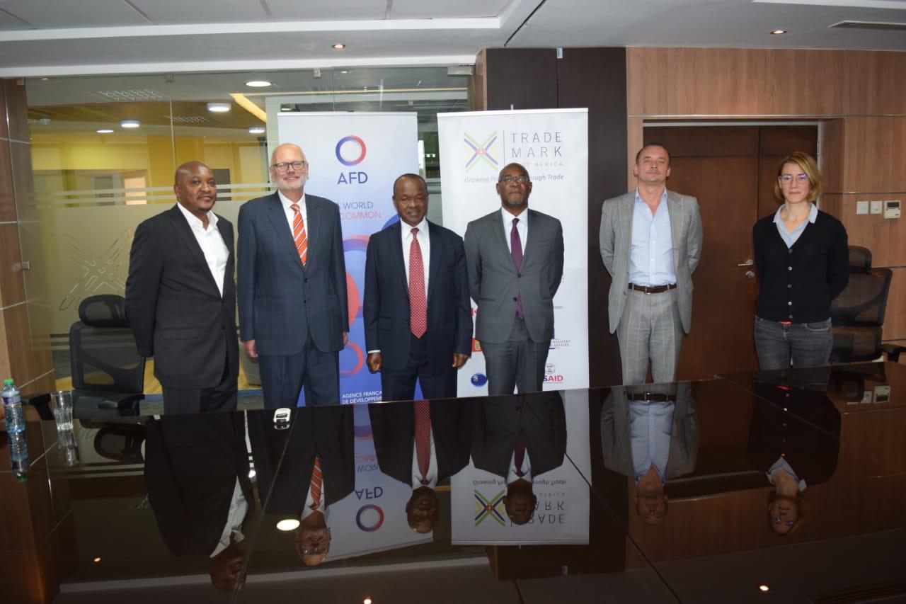 L'AFD et TradeMark East Africa signent une convention de financement de 29,9 millions d'euros pour dynamiser le commerce régional dans la Corne de l'Afrique