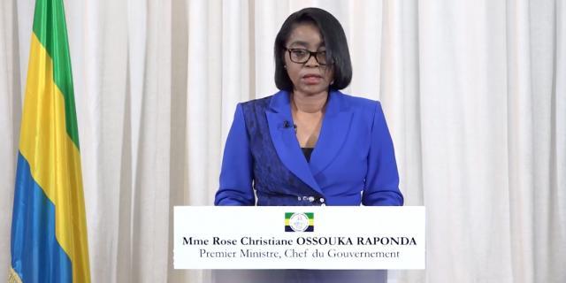 Gabon : l'équipe de choc de Rose Ossouka Raponda pour contenir l'économie