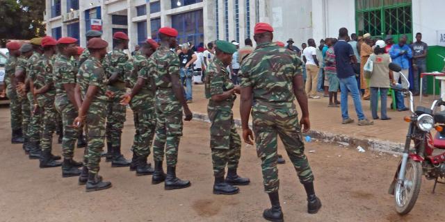Guinée-Bissau : fin de mandat pour la mission de la Cedeao