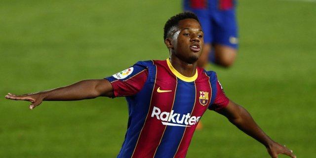 Football : Ansu Fati, l'enfant prodige du Barça qui cumule les records