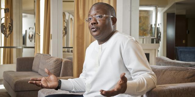 Umaro Sissoco Embaló : «Je ne m'ingère pas dans les affaires de la Côte d'Ivoire»