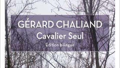 Gérard Chaliand, guerre et poésie