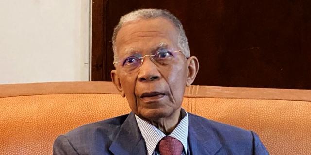 Didier Ratsiraka, ancien président malgache : «Nous ne sommes toujours pas pleinement souverains»