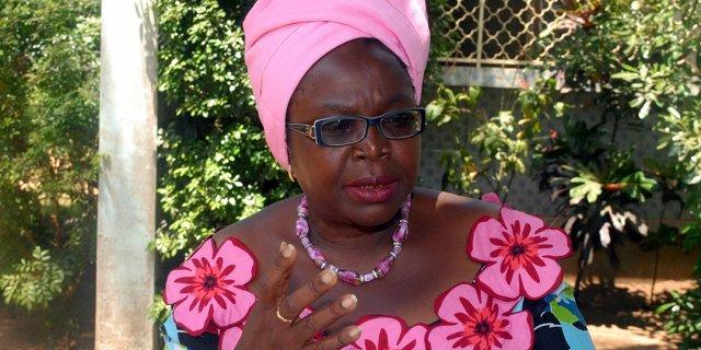 Togo : Adjamagbo-Johnson, la «dame de fer» arrêtée