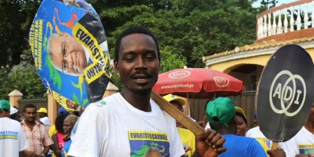 Présidentielle à São Tomé : vers une victoire sans surprise de Carvalho