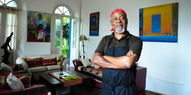 Gastronomie : João Carlos Silva, c'est lui le chef !