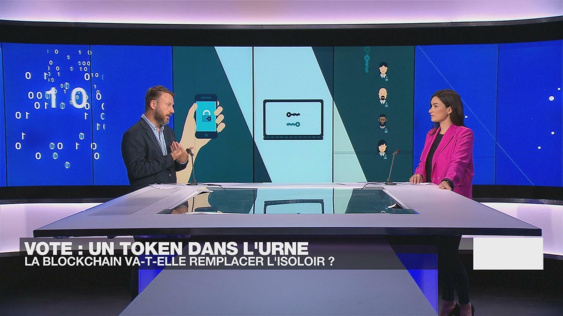 La tech face à l'abstention : la blockchain va-t-elle remplacer l'isoloir ?