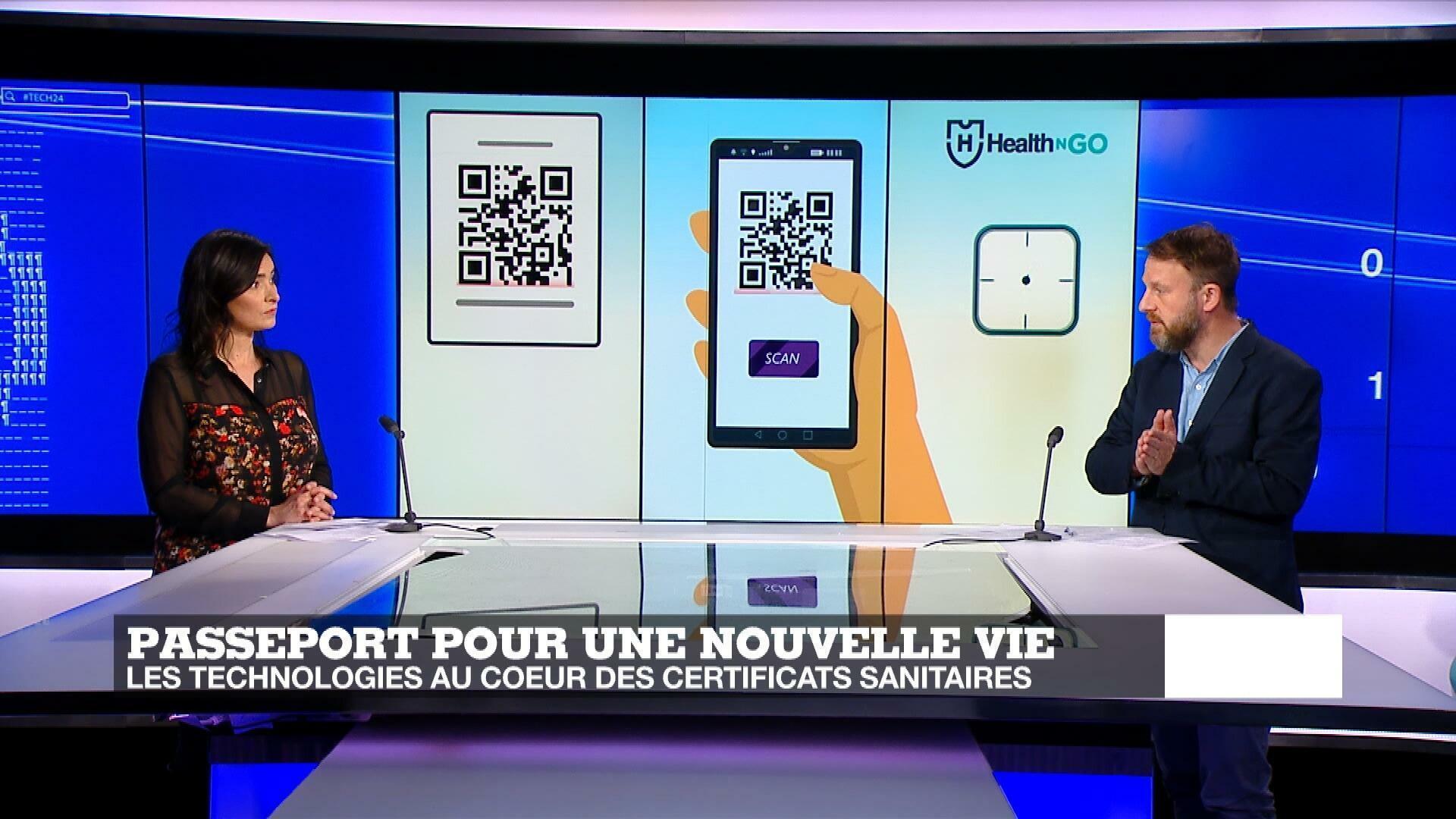 Passeport pour une nouvelle vie: les technologies au cœur des certificats sanitaires