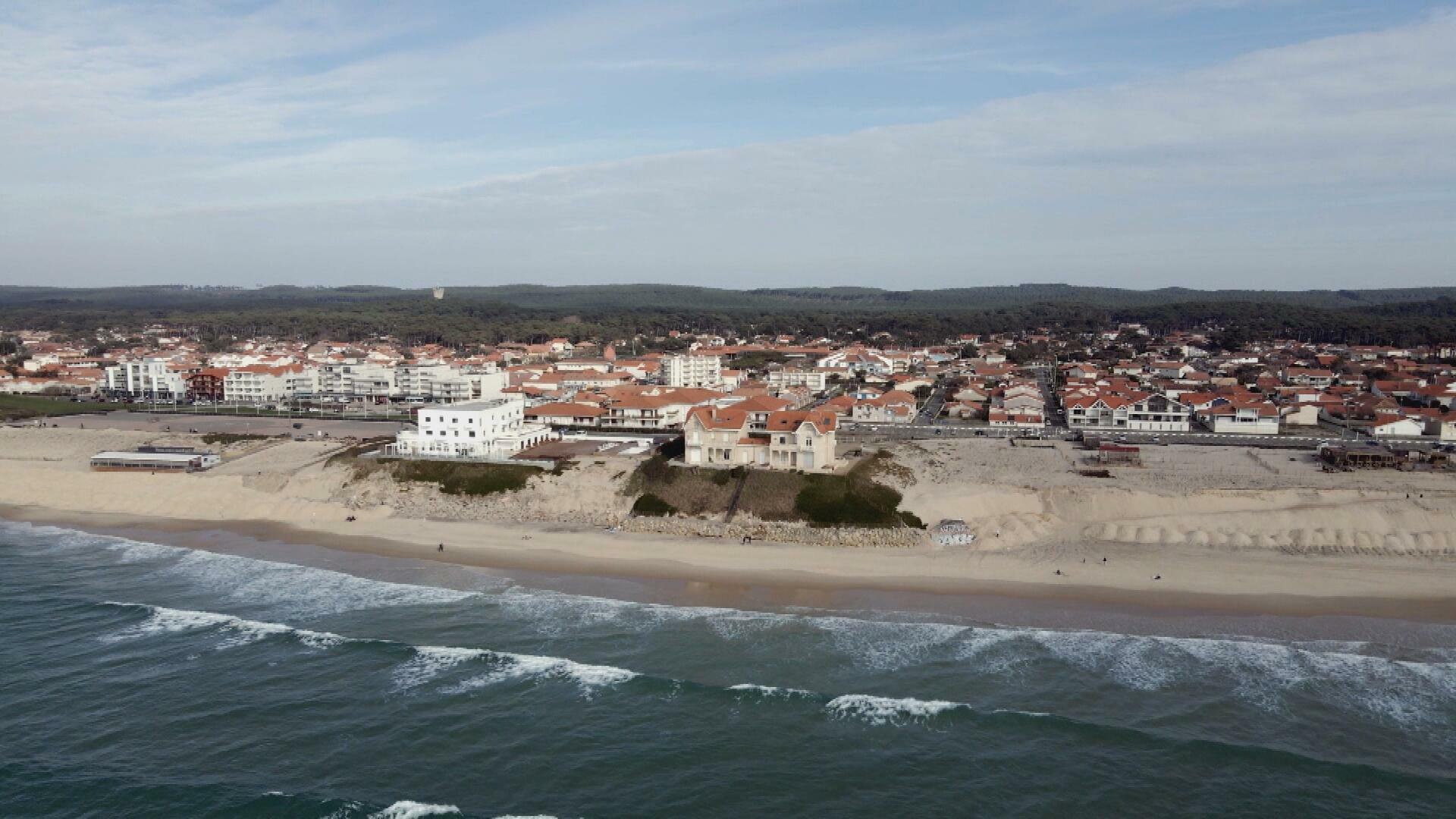 Érosion côtière : la France se prépare