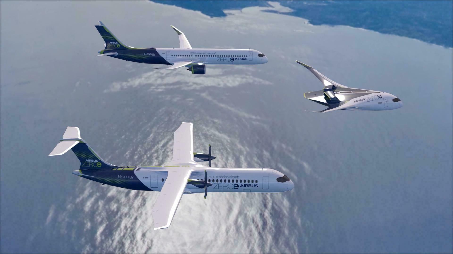 L'avion à hydrogène, une vraie fausse promesse écologique ?