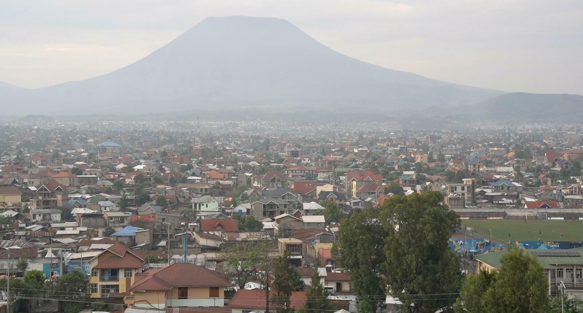 À Goma, la question du volcan Nyiragongo reste brûlante