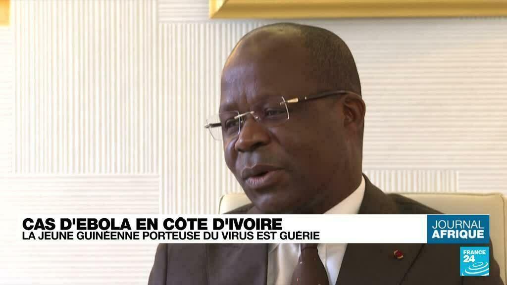 Cas d'Ebola en Côte d'Ivoire : la jeune guinéenne porteuse du virus est guérie