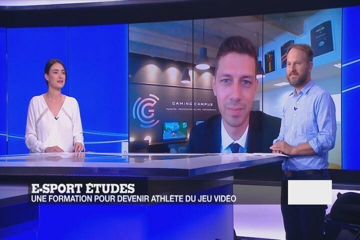 E-sport études : une école pour les athlètes du jeu vidéo