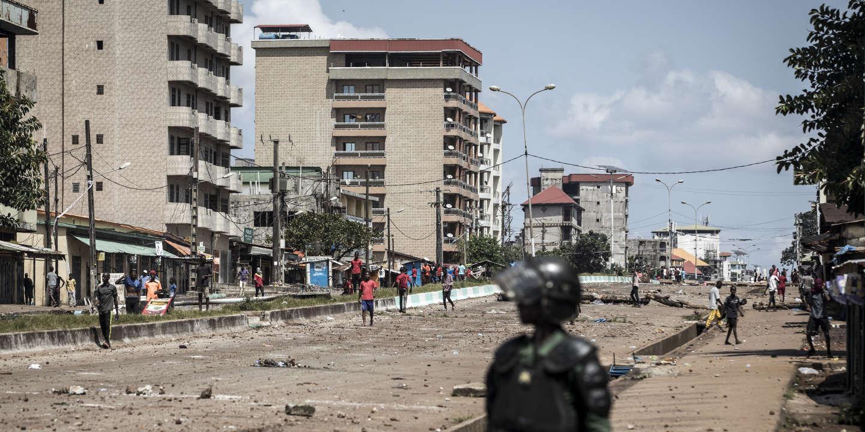 En Guinée, des centaines de personnes toujours emprisonnées après la réélection d'Alpha Condé
