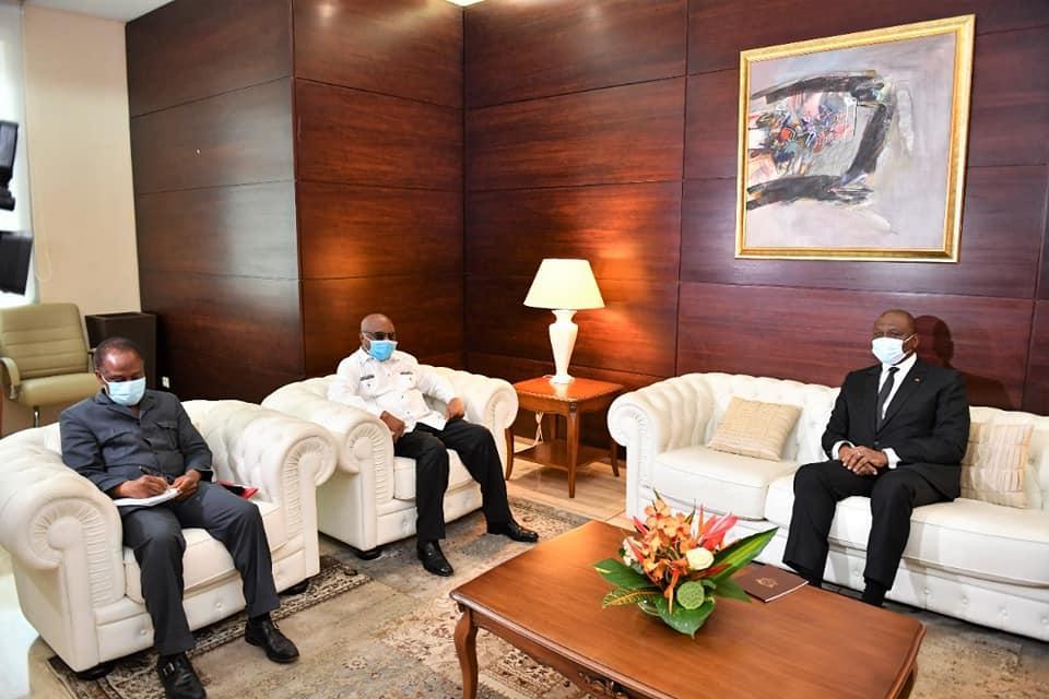 Côte-d'Ivoire: Assoa Adou a rencontré le Premier ministre pour échanger du retour de Gbagbo