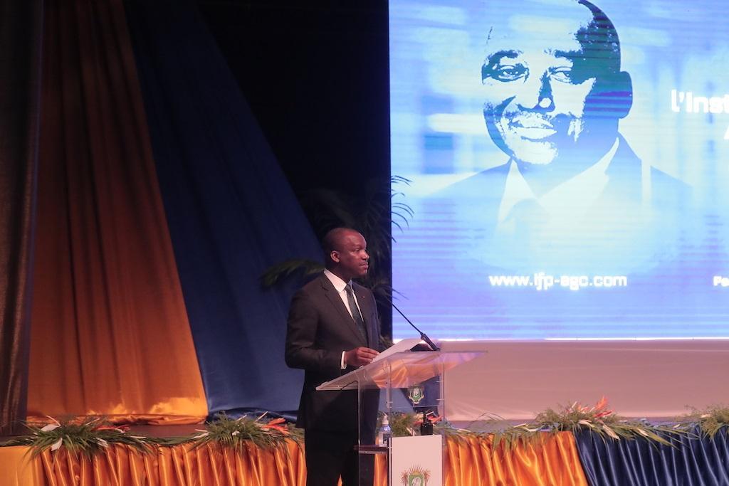 Lancement de l'Institut de Formation Politique AGC en Côte-d'Ivoire