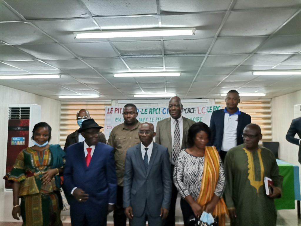 Côte-d'Ivoire: Écartés du dialogue politique, 7 petits partis vont boycotter les législatives