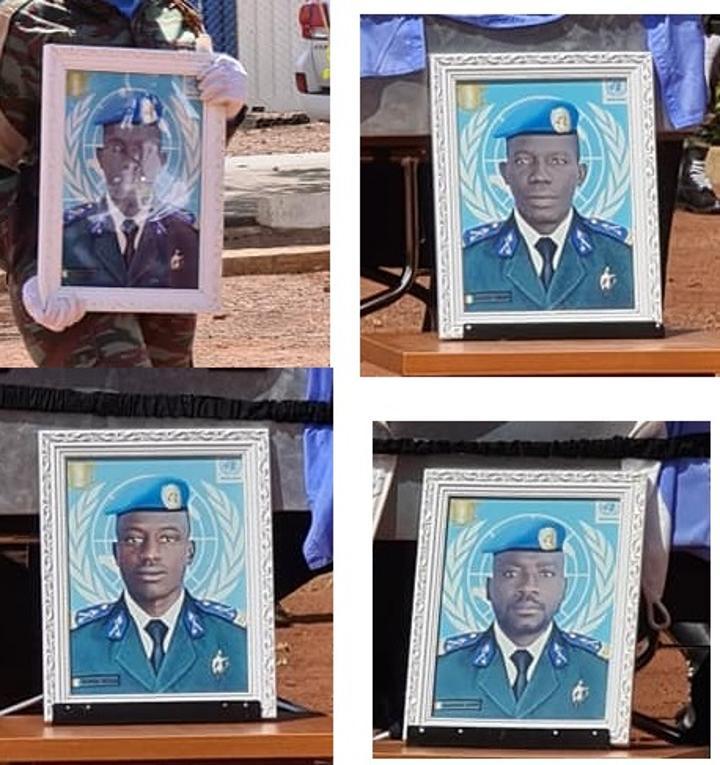 La Côte-d'Ivoire remet «15 millions Fcfa» à chaque famille des 4 soldats tombés à Tombouctou