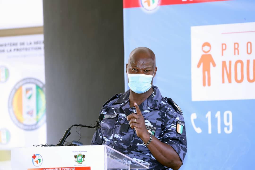 Covid en Côte-d'Ivoire: Charlemagne Bleu recommande «la fermeté dans les actions de contrôle»