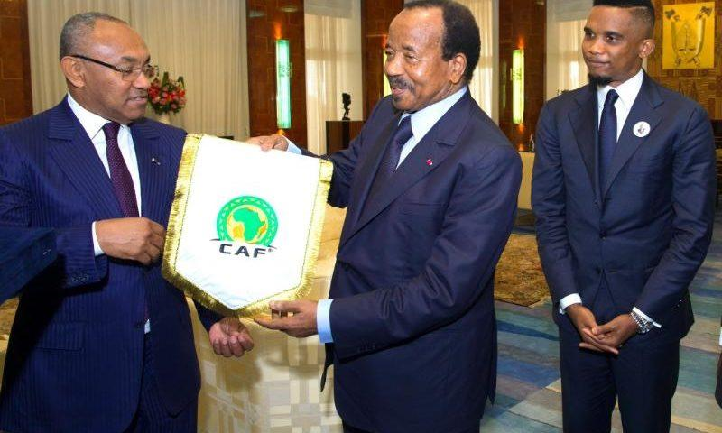 CAF: Le retour d'Ahmad Ahmad fait monter la tension dans les états-majors de campagne